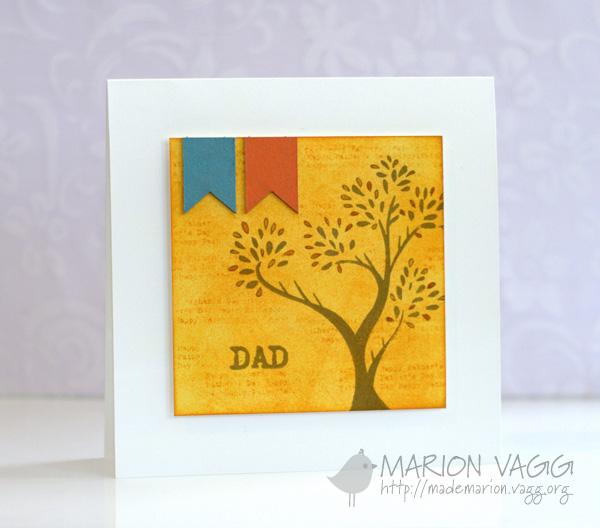 Dad - orange