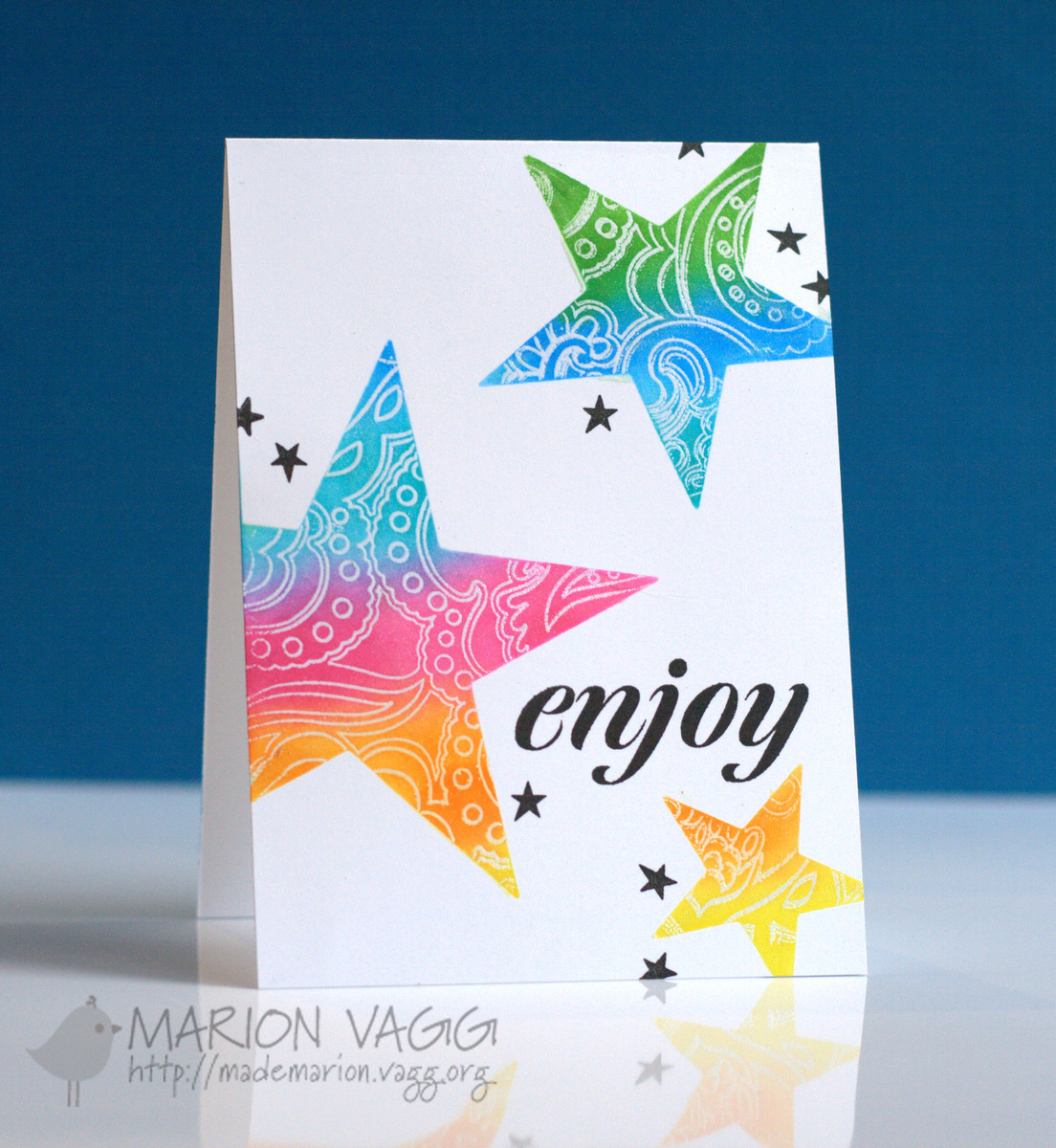 Enjoy|Marion Vagg