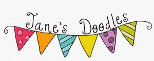 Jane's Doodle Banner