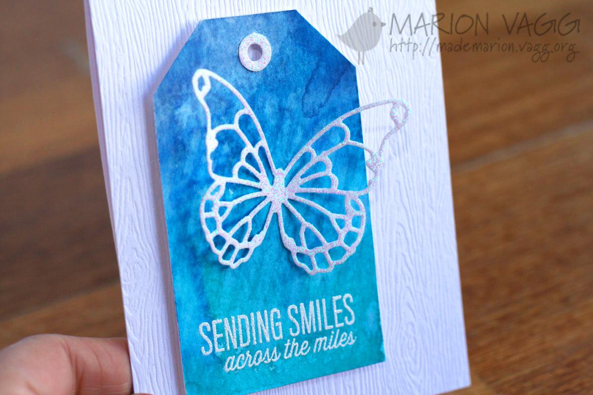 Sending Smiles - detail | Marion Vagg