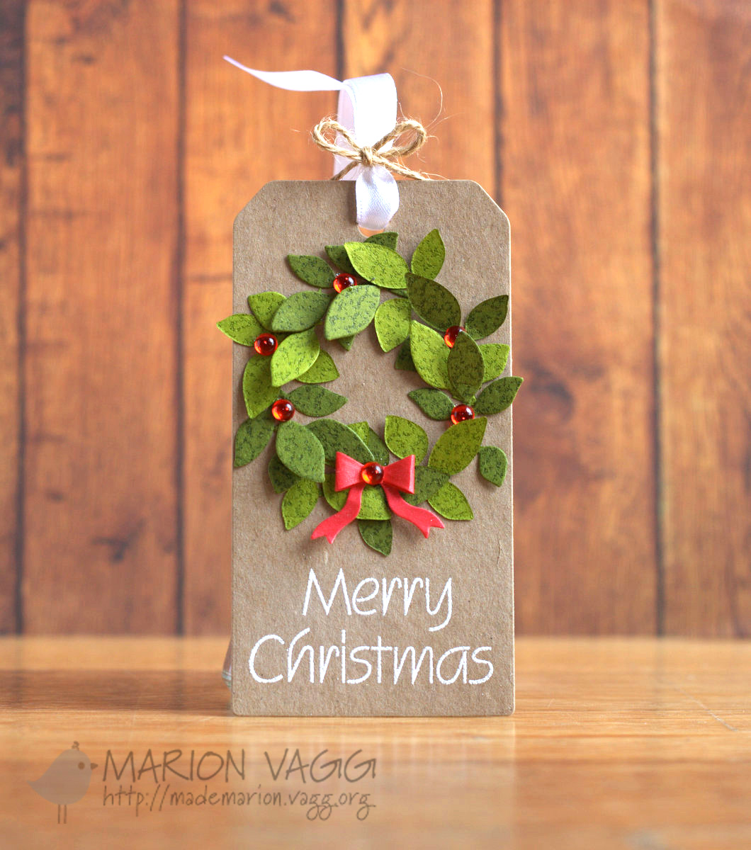 Merry Christmas | Marion Vagg