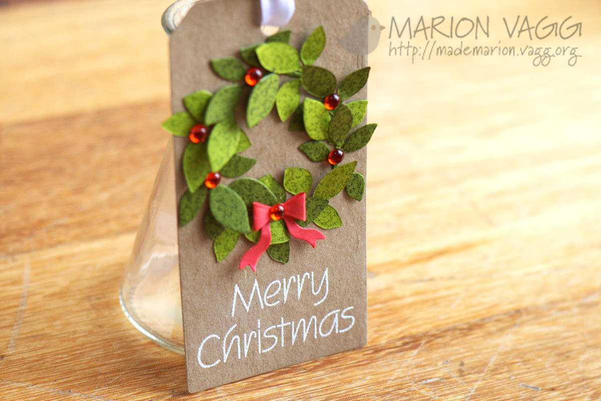 Merry Christmas -detail | Marion Vagg
