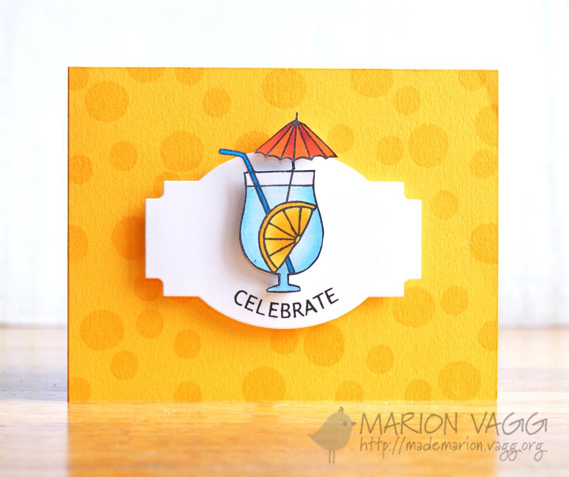 Celebrate | MArion Vagg