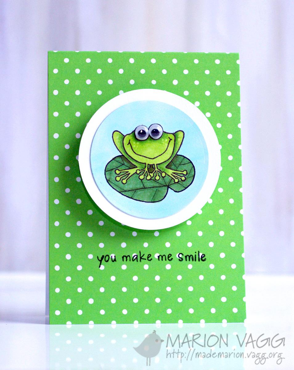 Frog JD | Marion Vagg