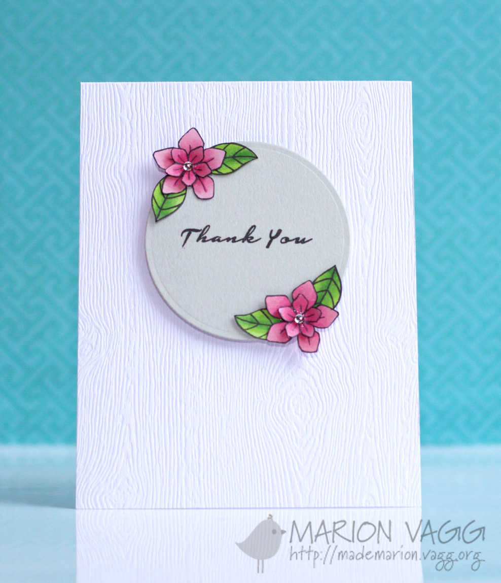 Thank you - JD | Marion Vagg