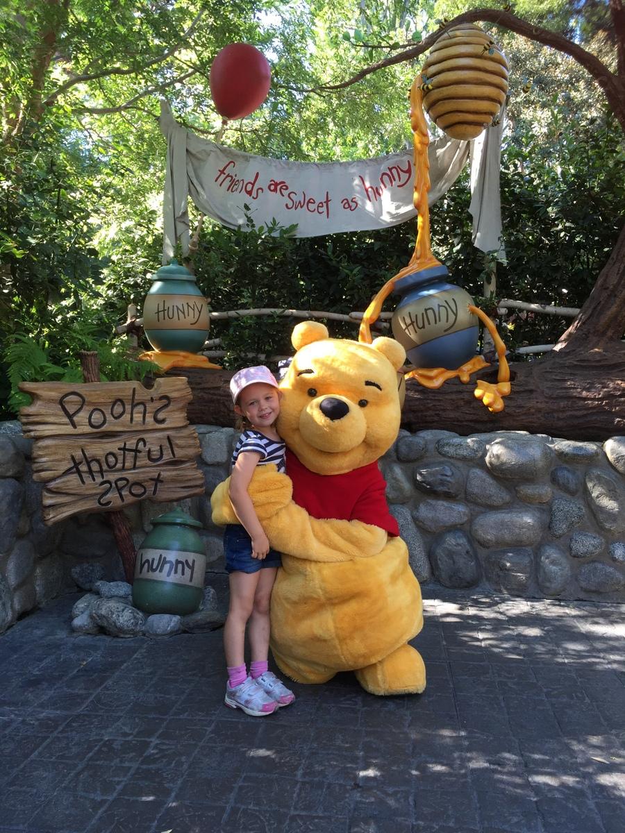 Pooh Bear | Marion Vagg