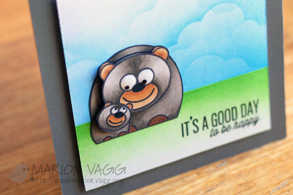 Bears - detail | Marion Vagg