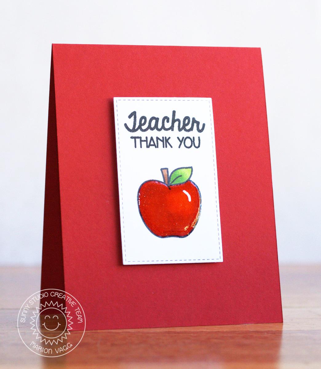 SS Teacher Thank You | Marion Vagg