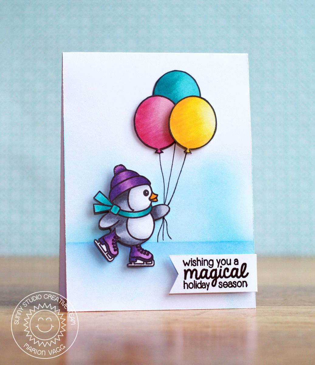 Sunny Studios Magical | Marion Vagg