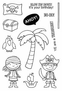 Jane's Doodles Ahoy!