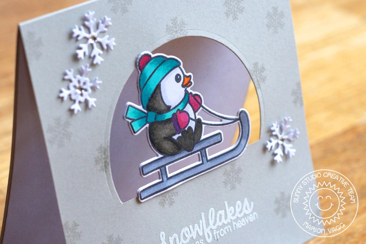 SS Snowflakes detail | Marion Vagg