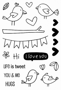 Jane's Doodles love_birds