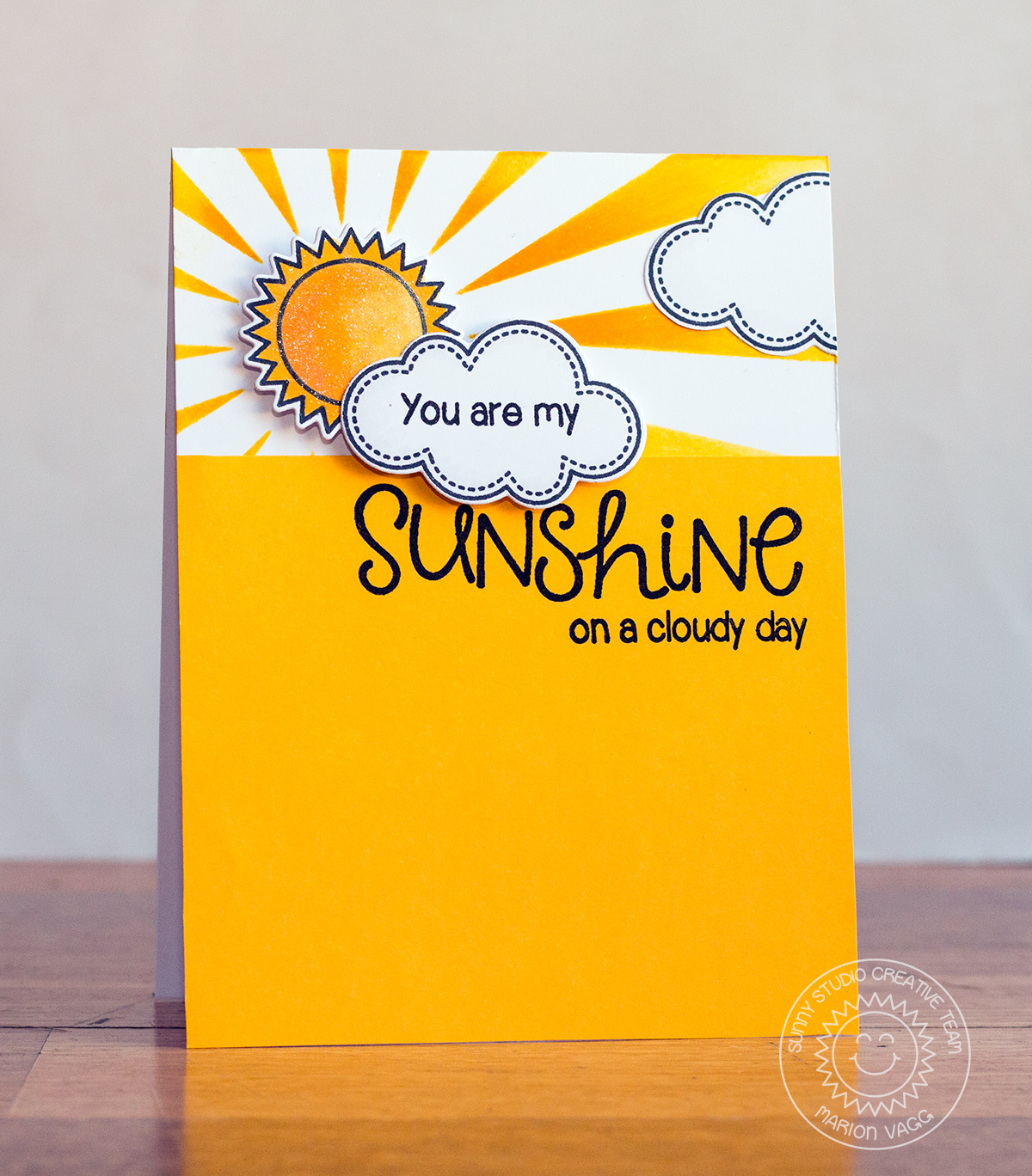You are my Sunshine   Marion Vagg