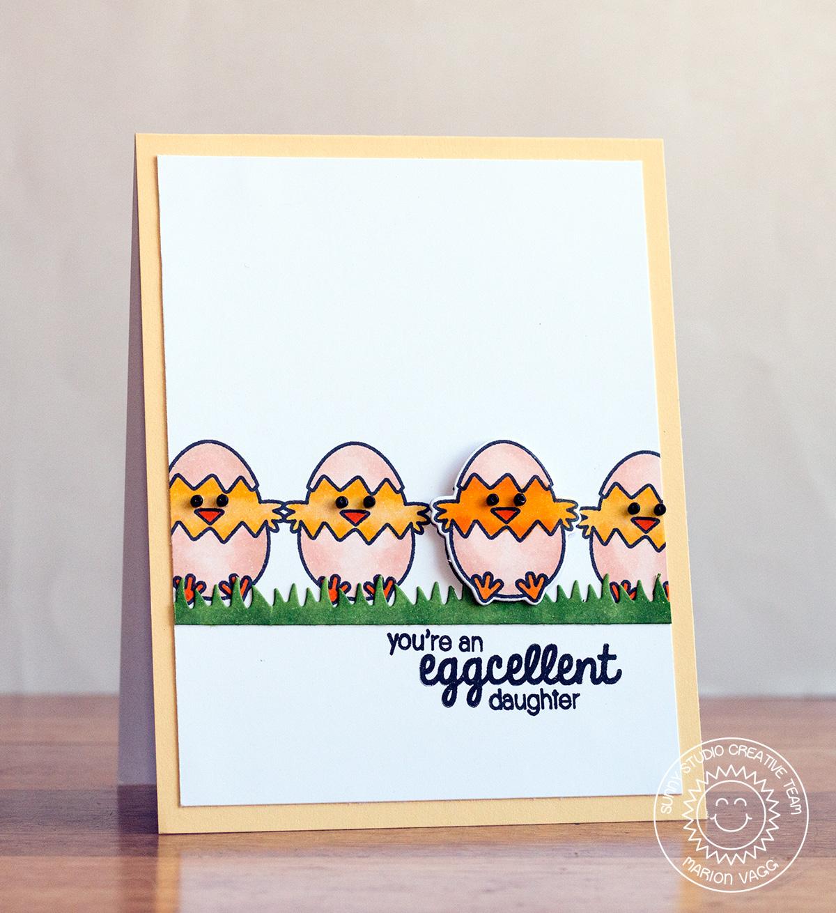 SS Eggcellent | Marion Vagg
