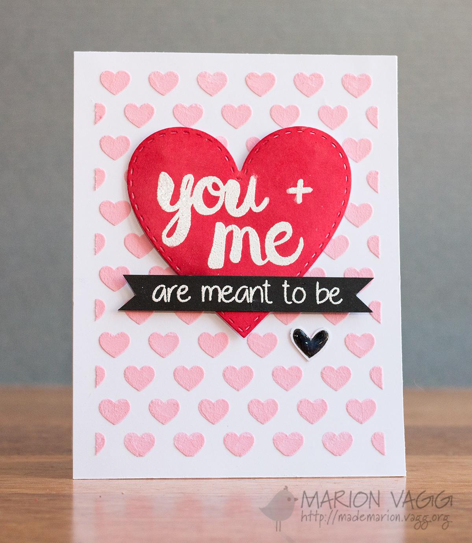 JD You + Me | Marion Vagg