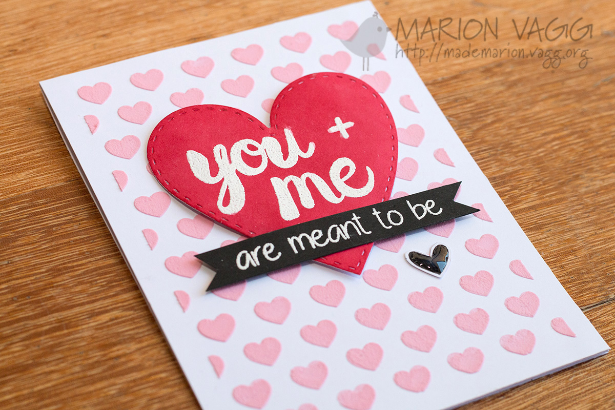 JD You + Me detail | Marion Vagg