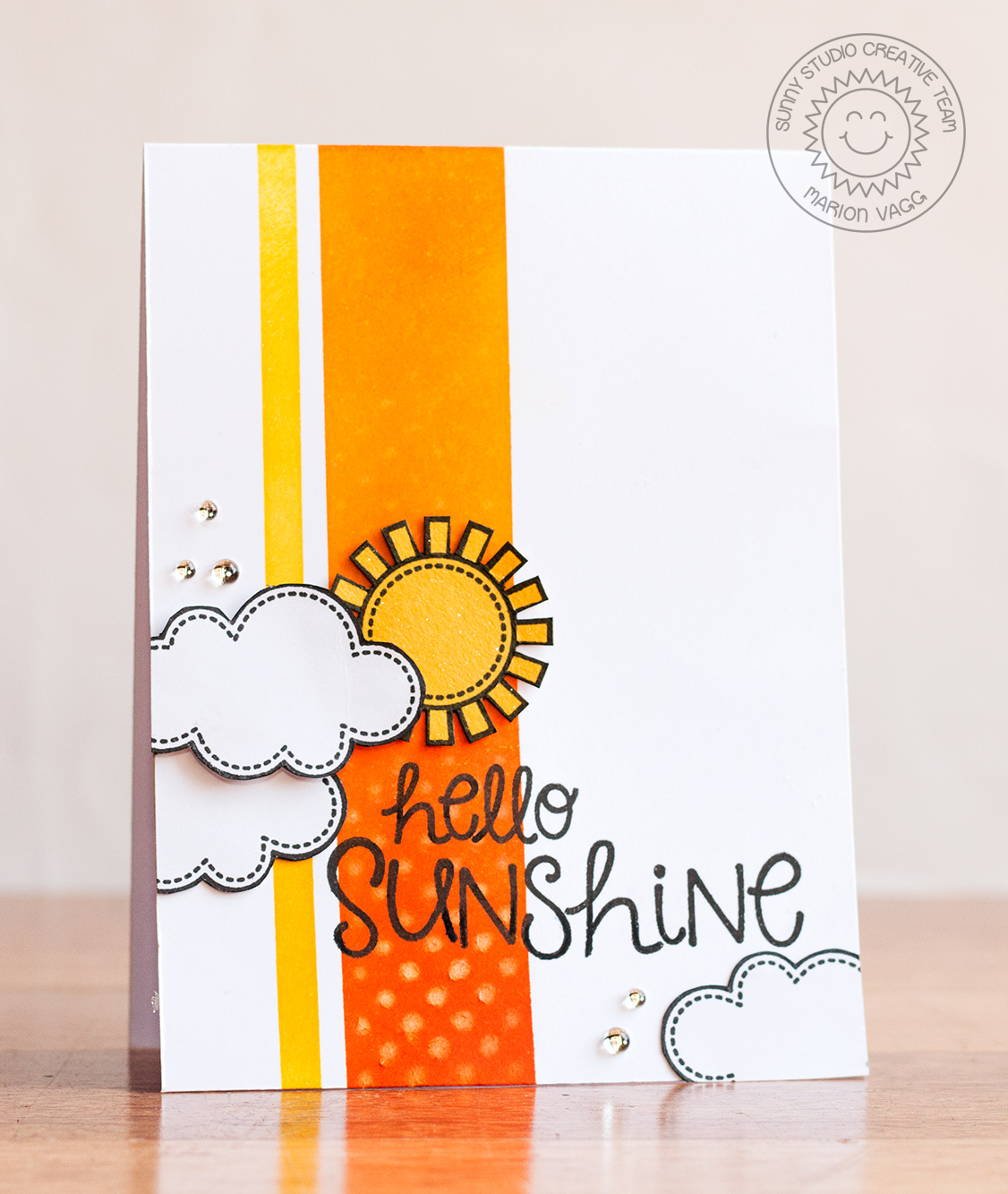 Hello Sunshine - Sunny Studio | Marion Vagg
