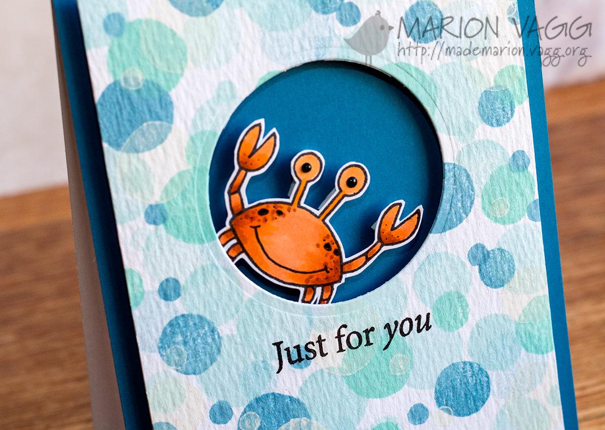 JD Crabby detail | Marion Vagg