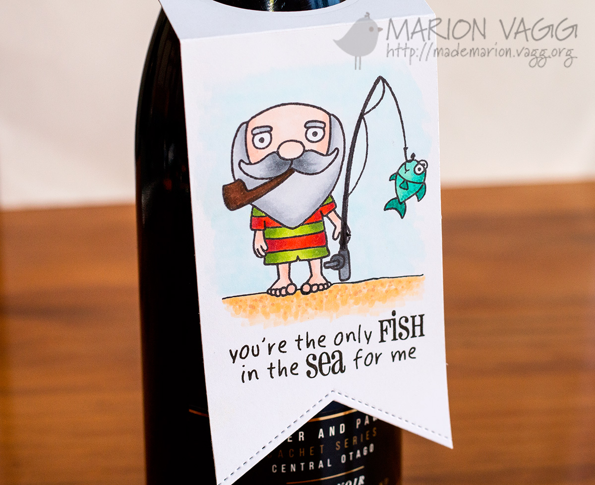 JD Fish in the Sea | Marion Vagg
