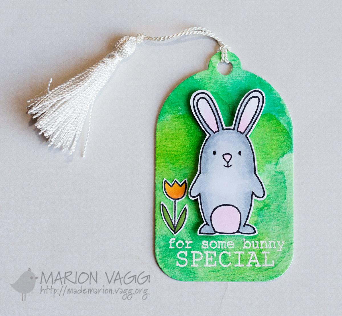 Special Bunny JD | Marion Vagg