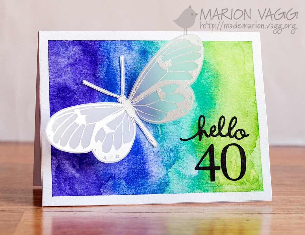 PB Hello 40 | Marion Vagg