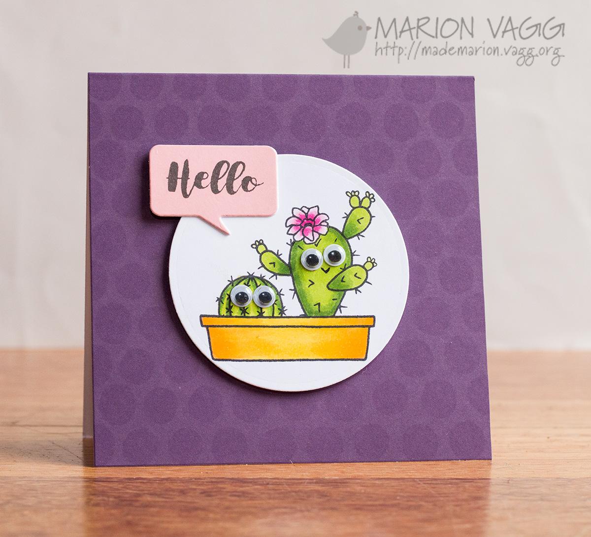 Hello - Jane's Doodles | Marion Vagg