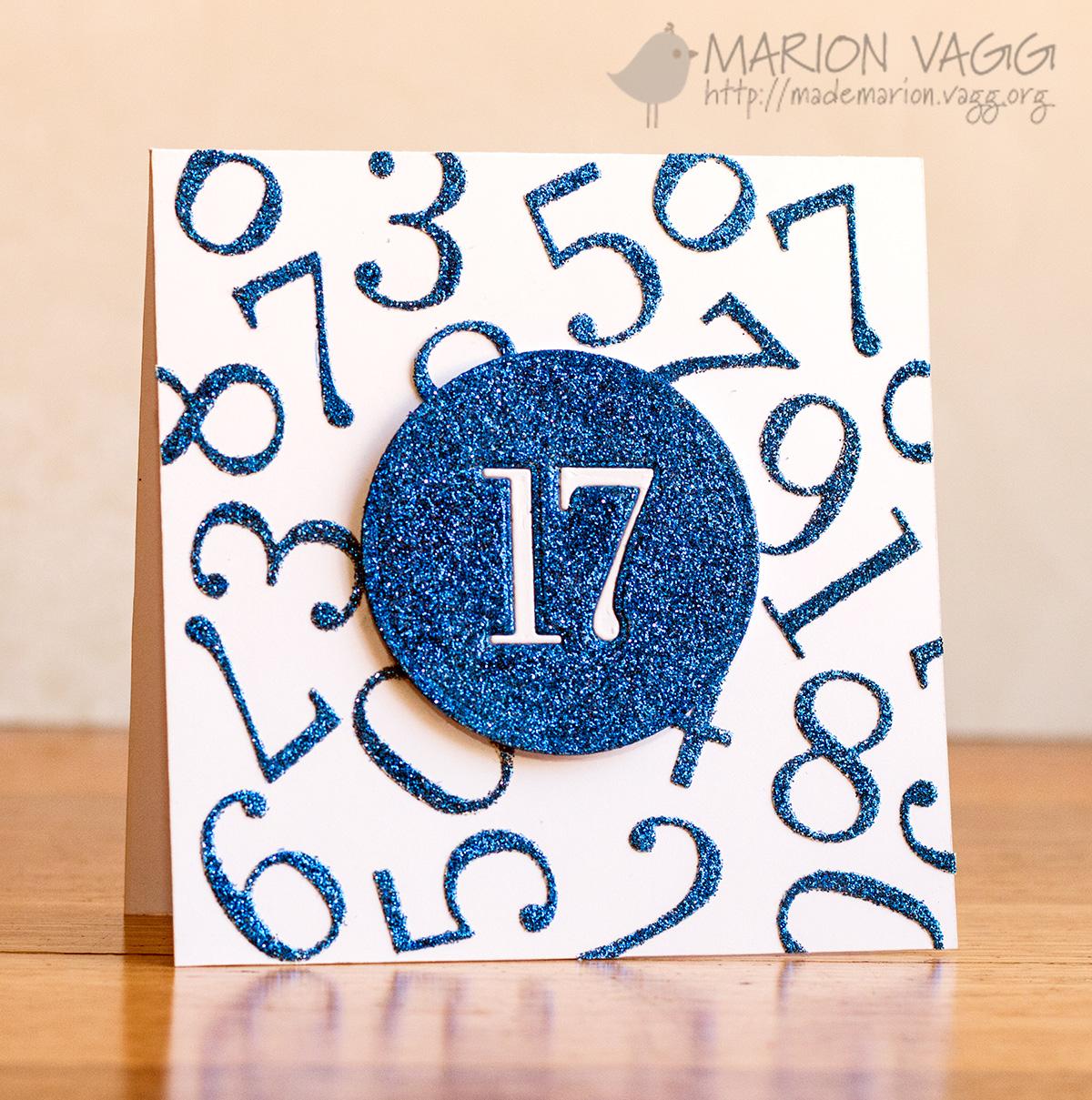 PB 17 | Marion Vagg